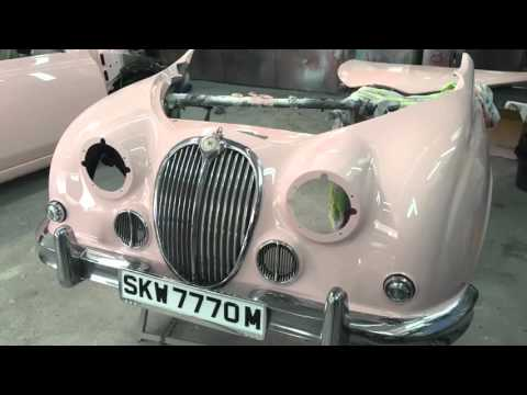 Car Spray Painting, change color by Koh Guan Chua Workshop