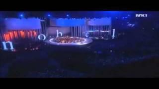 A R Rahman @ Nobel Peace Prize Concert 2010
