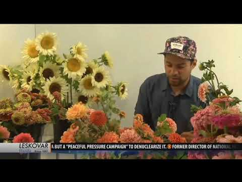 Bozeman flower shop gains instagram fame youtube for Flower delivery bozeman mt