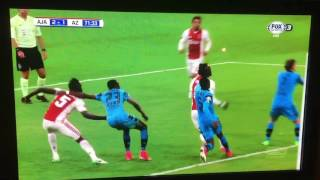 Video Gol Pertandingan Ajax Amsterdam vs AZ Alkmaar