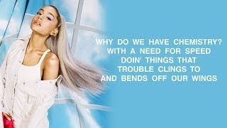Ariana Grande - The Light Is Coming ft. Nicki Minaj (Lyrics)