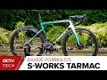 Davide Formolo's Specialized S-Works Tarmac | BORA-Hansgrohe Pro Bike