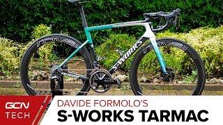 Gambar cover Davide Formolo's Specialized S-Works Tarmac | BORA-Hansgrohe Pro Bike