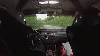 отвалился руль во время гонки | Fell off the wheel. The driver didn't stop.