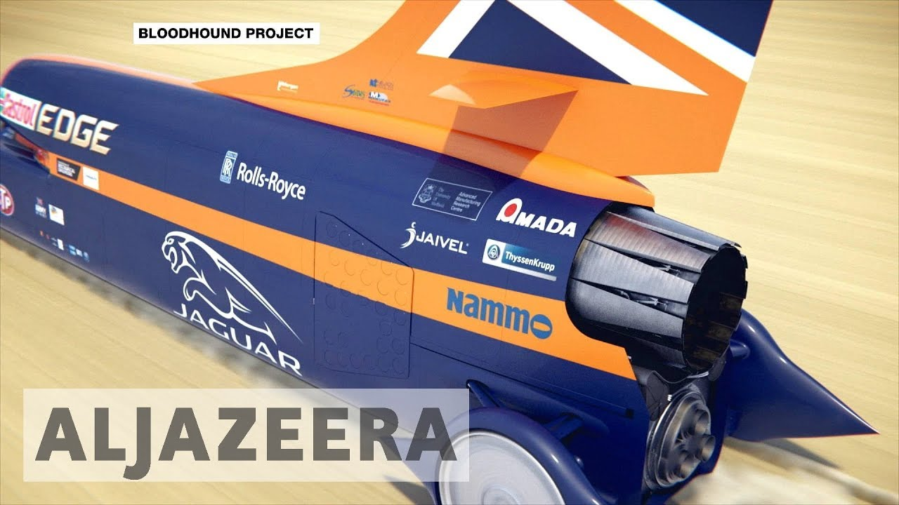 World's fastest car in the making?