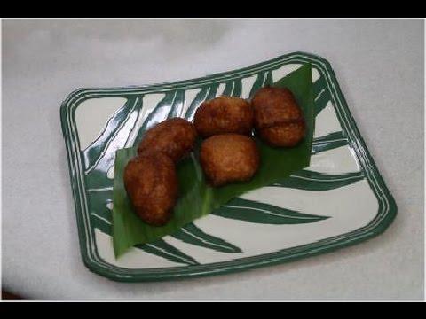 Poi Mochi ~ Fried