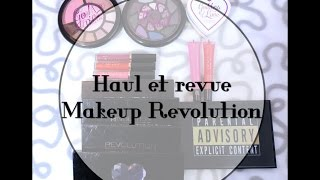 haul makeup revolution Thumbnail