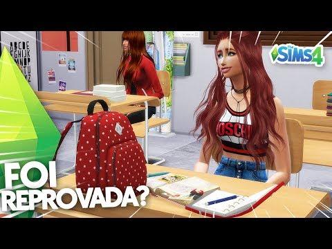 ÚLTIMOS DIAS DE AULA - ELAS PASSARAM DE ANO? | The Sims 4 - Ep. 27
