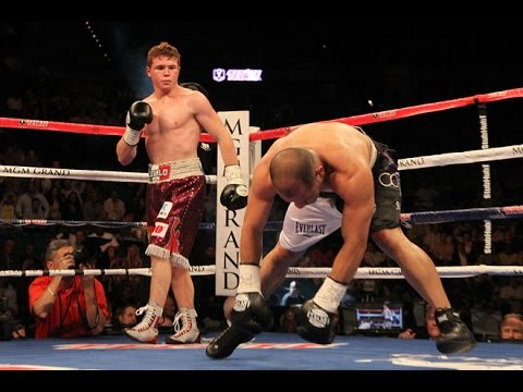 Saul Alvarez vs Jose Miguel Cotto