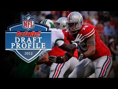 Ohio State OT Mike Adams Draft Profile