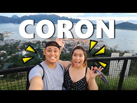 FIRST TIME IN CORON, PALAWAN! (Oct. 17, 2017) - saytioco