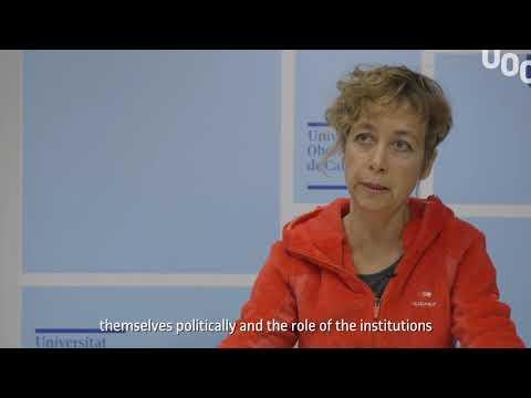 Anna Clua, UOC researcher: