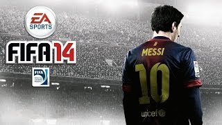 FIFA 14 On Radeon HD 5450 (REAL MADRID VS BARCELONA)