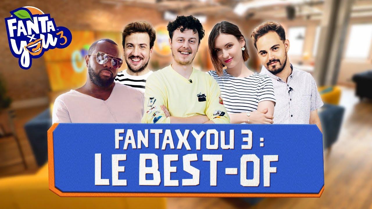 FANTAXYOU 3 : LE BEST OF