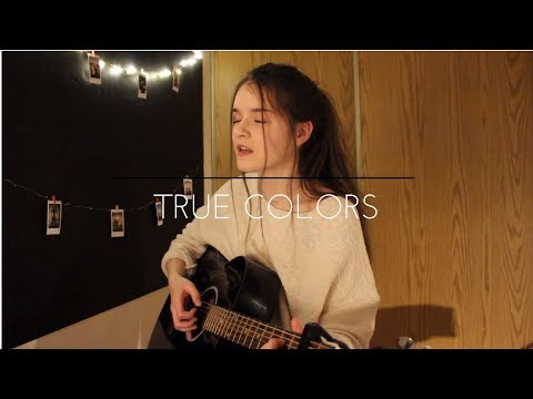 True Colors - Anna Kendrick & Justin Timberlake Version // (Maria Bindiu Acoustic Cover)