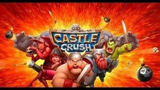 Castle Crush: Карточные игры онлайн - ЗОЛОТОЙ СУНДУК | by Boroda Game