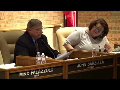Germantown Board of Mayor & Aldermen Meeting 3/26/18