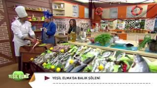 Yeşil Elma kırlangıc balığı