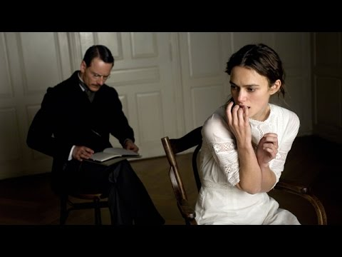 The No-Name Cinema Society - Episode 26.2:  A Dangerous Method