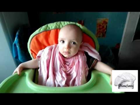 готовим вместе/мама+малыш/яичный желток с овощами