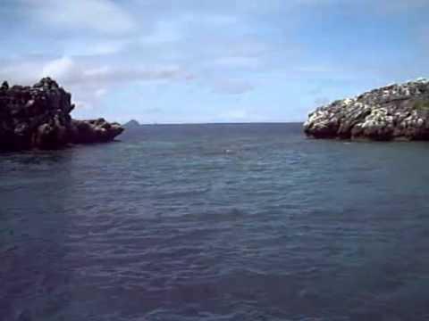 Snorkelling at Cobrador Island