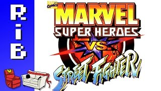 Marvel Super Heroes vs. Street Fighter! Run it Back!