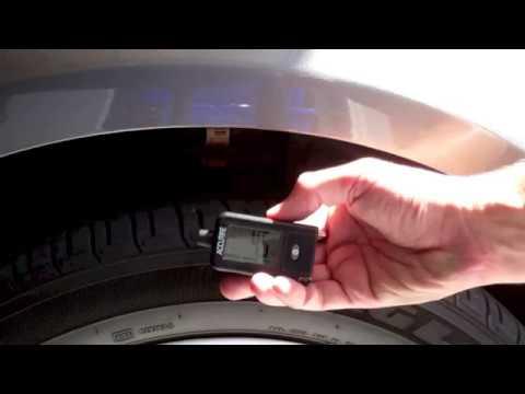 Digital Tread Depth Tire Gauge Accutire MS-48 at California Car Cover