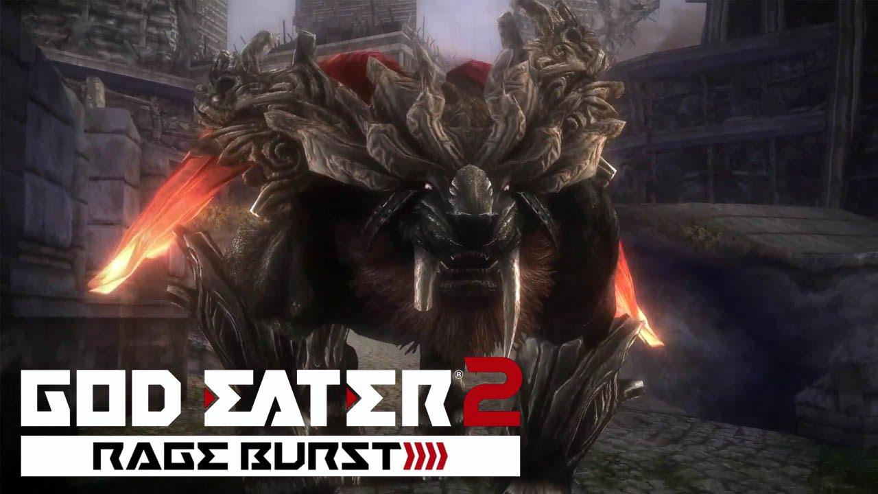 Image result for •God Eater 2 Rage Burst System PS4