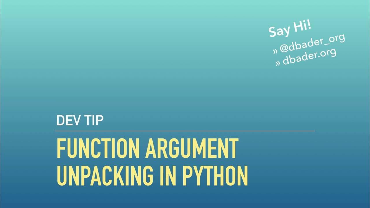 python how to make argument optional