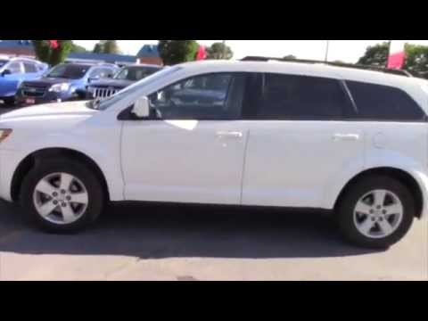 Used 2010 Dodge Journey Sxt 7 Passenger White Kingston Ontario Youtube