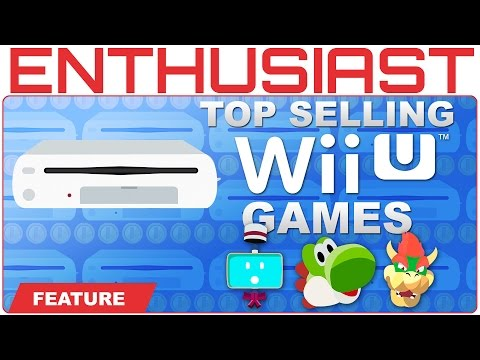 Top 10 Best-Selling Wii U Games - Nintendo Enthusiast