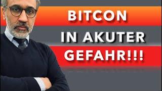 Bitcoin: Gefahr in Verzug