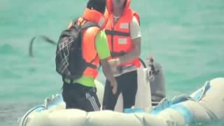 برنامج رامز قرش البحر - الحلقة 8 الثامنة - ضيف الحلقة شريف مدكور