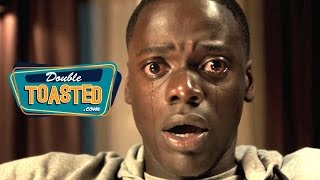 GET OUT MOVIE TRAILER REACTION - Double Toasted Highlight
