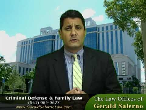 Family Law, Criminal Defense Lawyer, Gerald Salerno