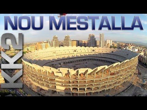 Nou Mestalla VCF Tarot
