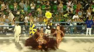 Lucinha e Rogerinho - Unidos da Tijuca - Carnaval 2009