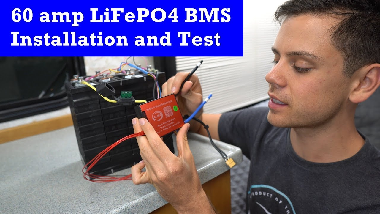 LiFePO4 4S 12V 50A Common Port with Balance DALY BMS 4s 12v LiFePO4 Battery managment systerm can Pass 50a Current Protect 18650 Packs Charger and Discharge for Inverter