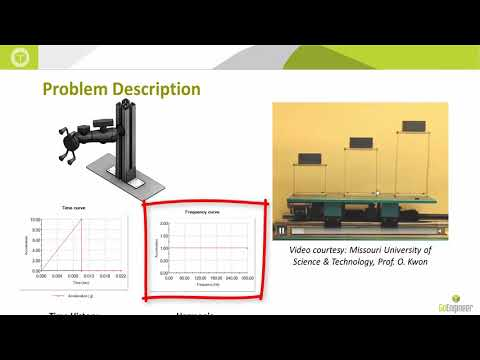 SOLIDWORKS Simulation For Vibration Analysis