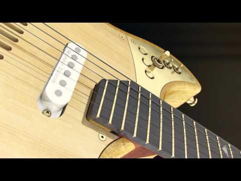 ACLAM GUITARS. Video promocional