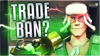 TF2 - How I NEARLY Got Banned From Backpack.tf & Outpost...