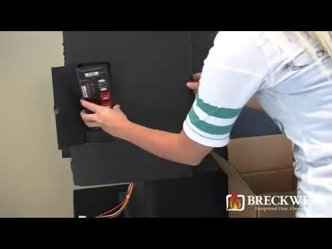 Replacing The Breckwell Sonora SP23 Pellet Stove Control Board