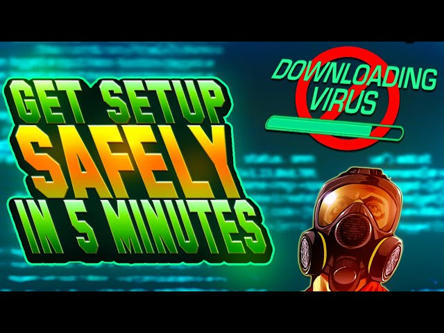 Game Hacking Setup - Avoid Viruses and Adware! | GH101