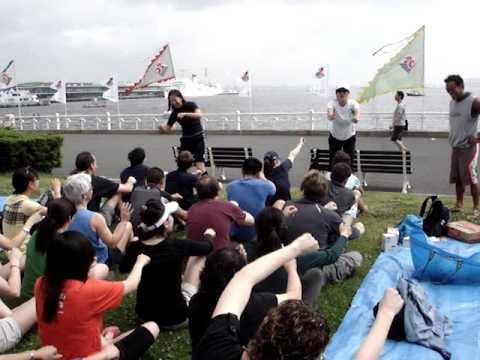 Dragon Boats Tokyo Gaijins Captains 2009