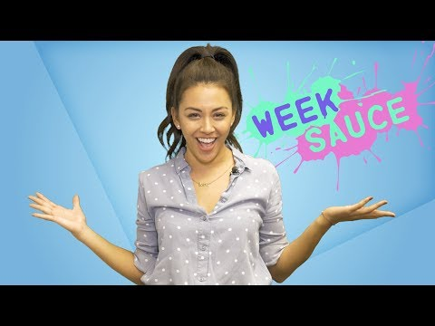 Week Sauce with Jessica Lesaca - Year in review.