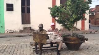 El lector de periódicos de Camagüey