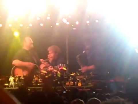 Bruce Springsteen - Pay me my money down - feat. Caterino (Padova 31.05.2013)