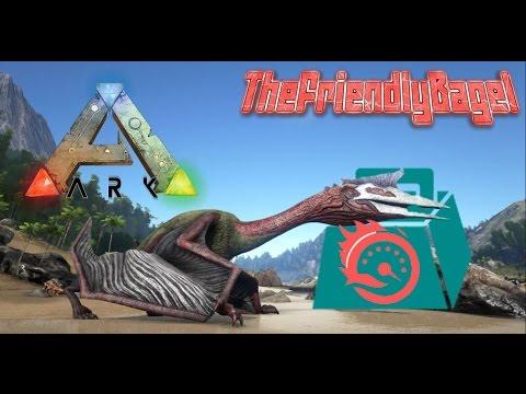 Ark Max Speed! | Quetzalcoatlus