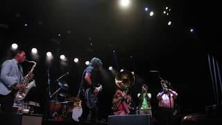 """Foo Fighters & Preservation Hall Jazz Band - """"In The Clear"""" - 5/16/19 - Fillmore New Orleans"""