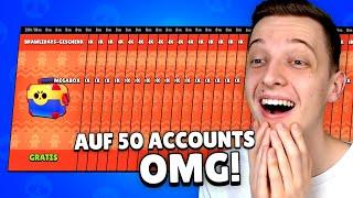 23x GRATIS Mega Box bekommen! 😍 Wie geht das? | Brawl Stars deutsch